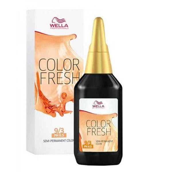 9/3 - Color Fresh HAIR COLOR WELLA PROFESSIONAL