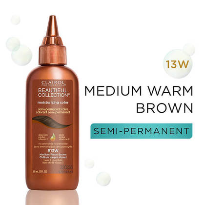 13W Medium Warm Brown | Beautiful Collection - SH Salons