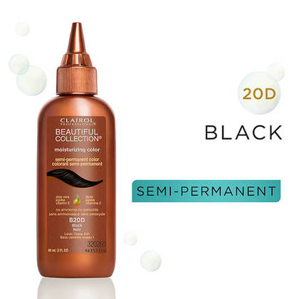 20D Black | Beautiful Collection | CLAIROL PROFESSIONAL | SHSalons.com