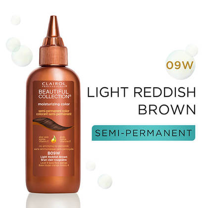 09W Light Reddish Brown | Beautiful Collection | CLAIROL PROFESSIONAL | SHSalons.com