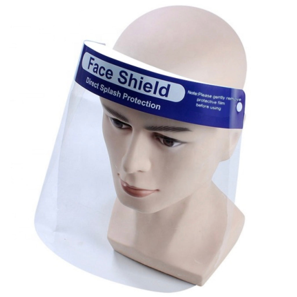 Face Shield | Direct Splash Protection | 10pcs | KINGWIN | SHSalons.com