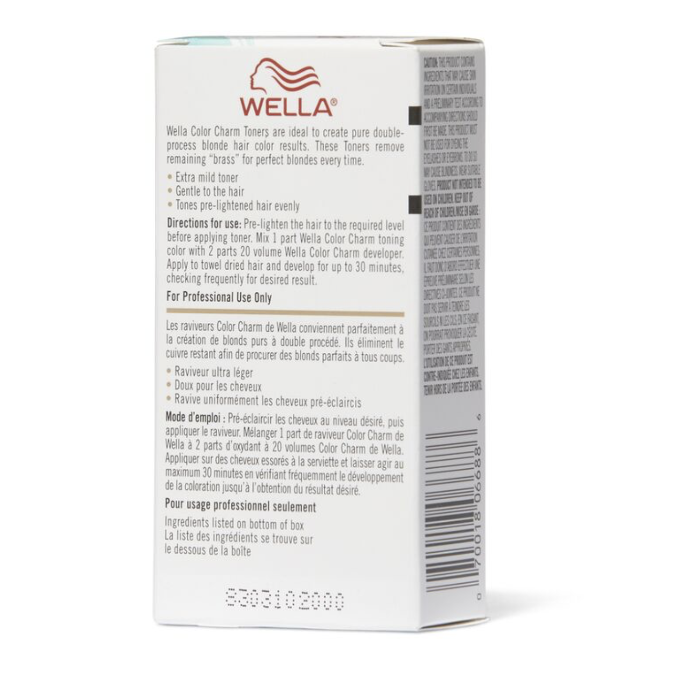 T15 Pale Beige Blonde | 1.4 oz / 42ml | WELLA PROFESSIONAL | SHSalons.com