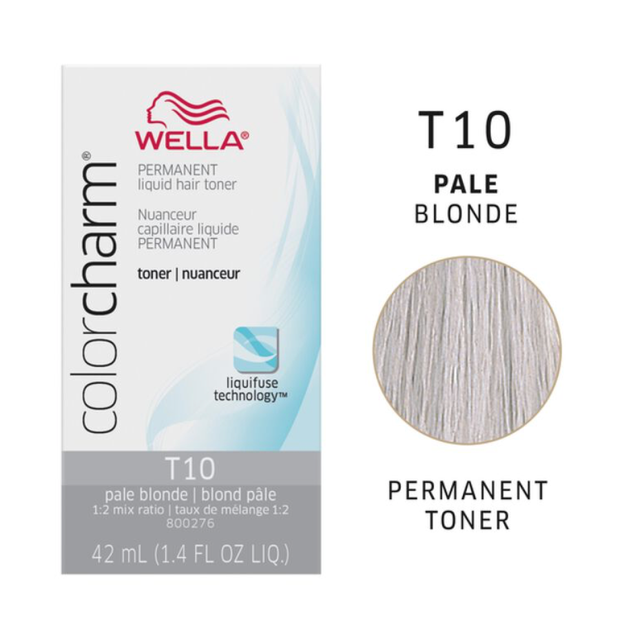 T10 Pale Blonde | 1.4 oz / 42ml - SH Salons