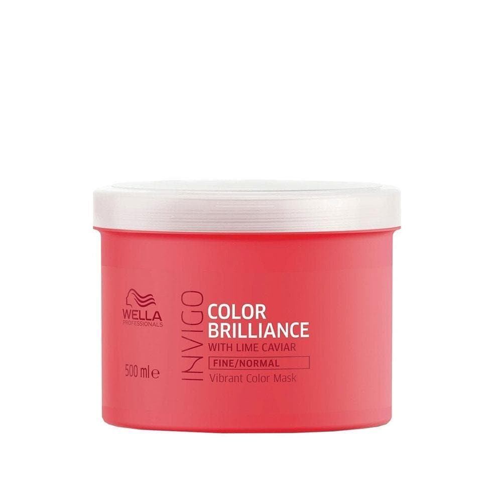 Brilliance Mask Fine | WELLA PROFESSIONAL | SHSalons.com