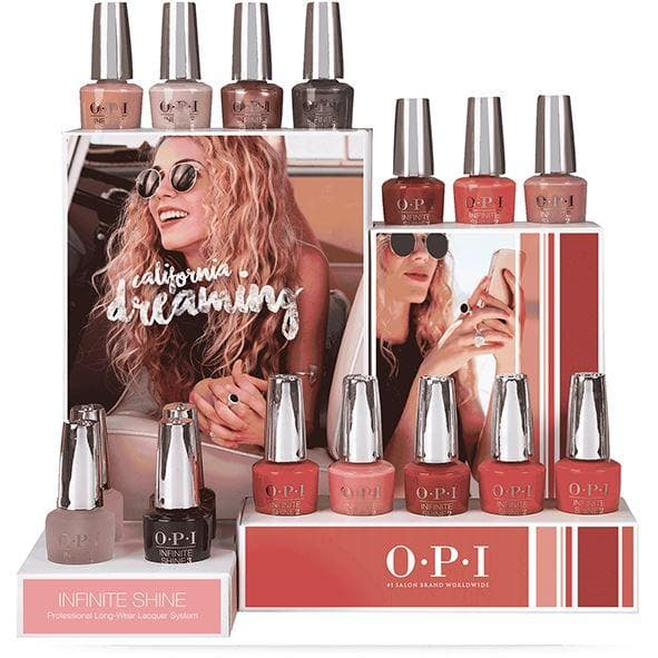 California Dreaming - 16 Count Display | OPI | SHSalons.com