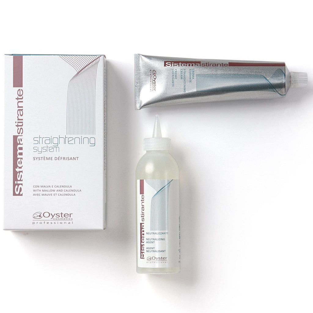 Chemical Straightening Cream Kit | OYSTER | SHSalons.com
