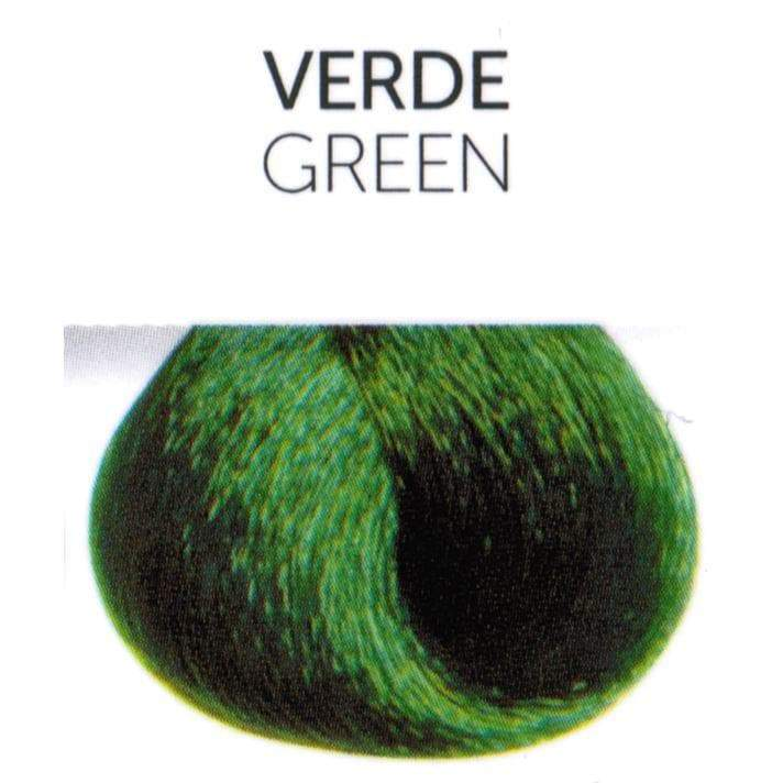 Green | Color Mixed | Perlacolor - SH Salons