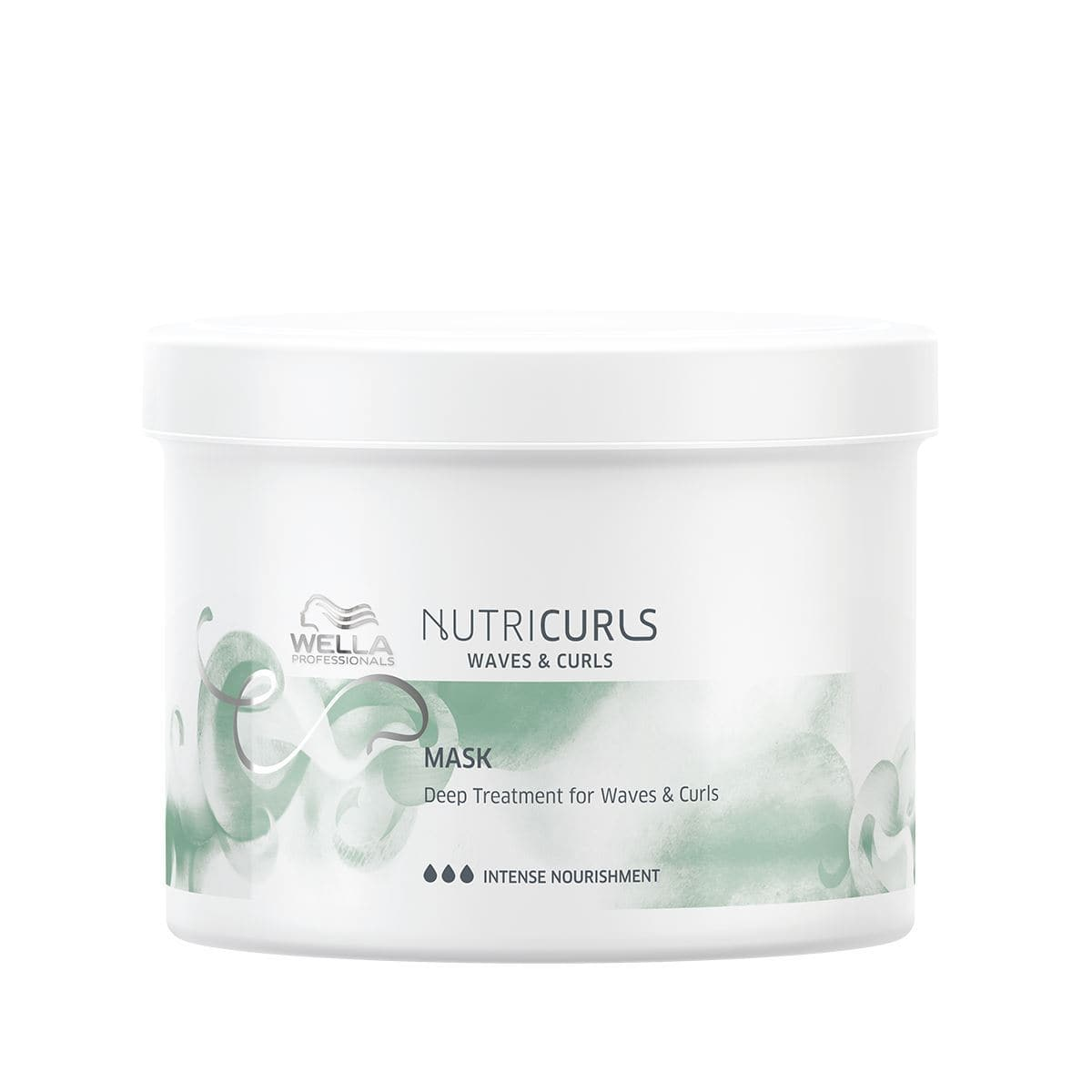Deep Treatment for Waves & Curls | NUTRICURLS | WELLA PROFESSIONAL | SHSalons.com
