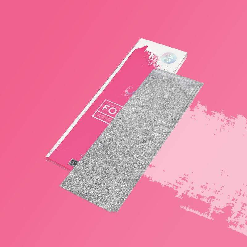 EMBOSSED FOIL SHEETS | CT512-100 - SH Salons