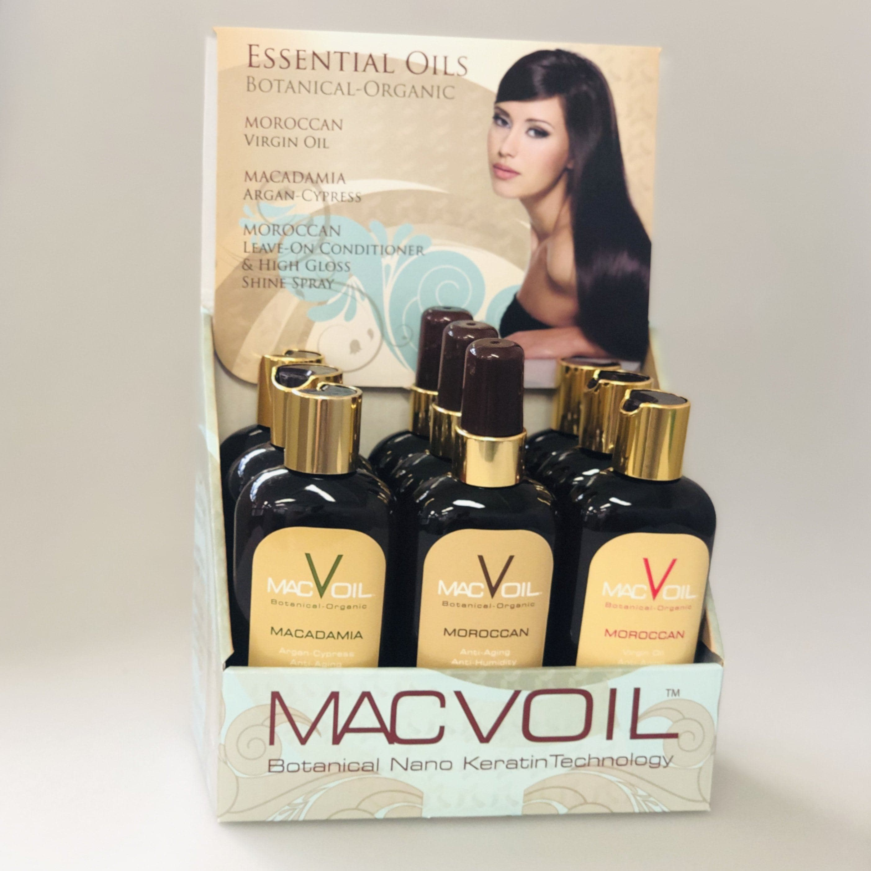 Essential Oils Set | MACVOIL | SHSalons.com