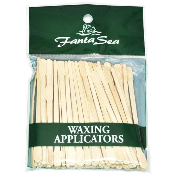 FantaSea Waxing Applicators | 100 Psc | FANTASEA COSMETICS | SHSalons.com