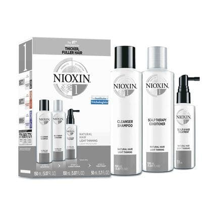 Healthy Hair Essential System 1 Kit (Mother Essential System 2 Kit) | NIOXIN | SHSalons.com