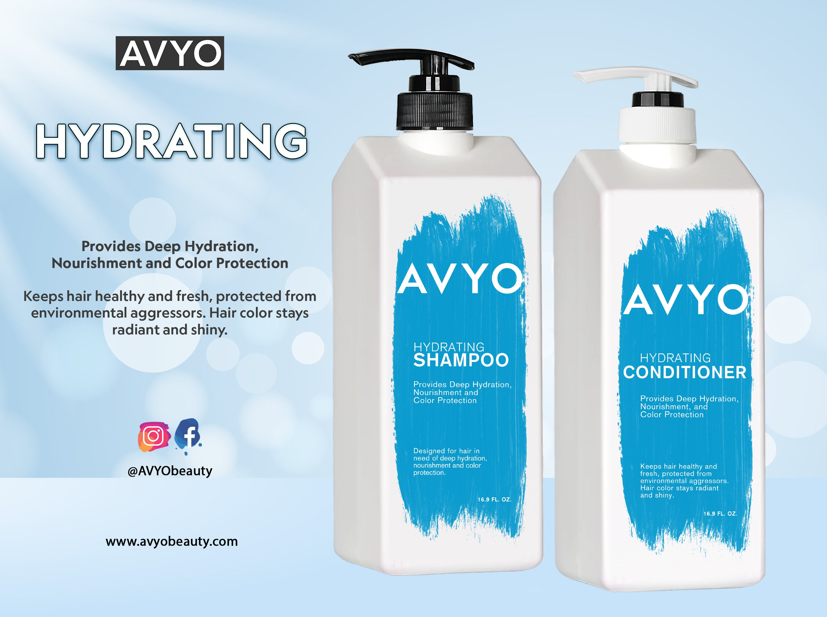 Hydrating Conditioner | AVYO - SH Salons