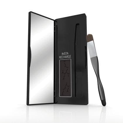Insta Recharge Powder Black Root Concealer | WELLA PROFESSIONAL | SHSalons.com