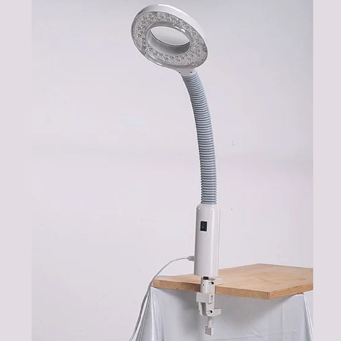 Portable LED Magnifying Lamp for Beauty Treatment | HUINI | SHSalons.com