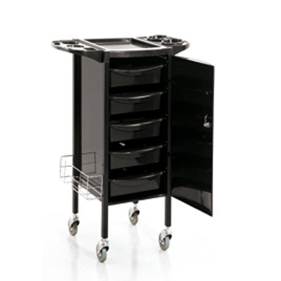M-3013C | LOCKING TROLLEY | SSW | SHSalons.com