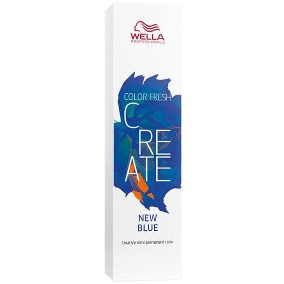 New Blue  - Color Fresh Create | WELLA PROFESSIONAL | SHSalons.com