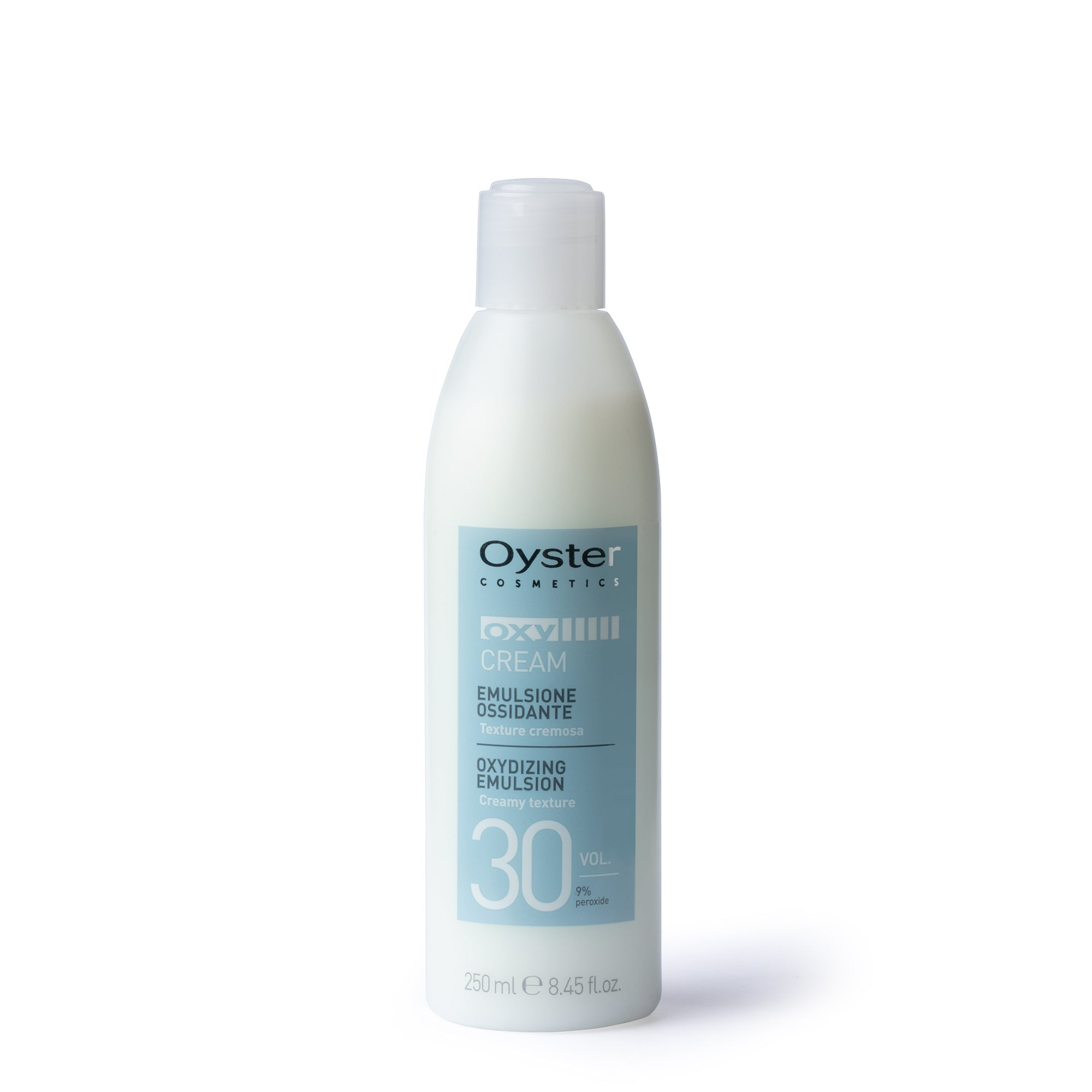 Oyster Oxy Cream Developer | 30 vol - 9% Peroxide - SH Salons