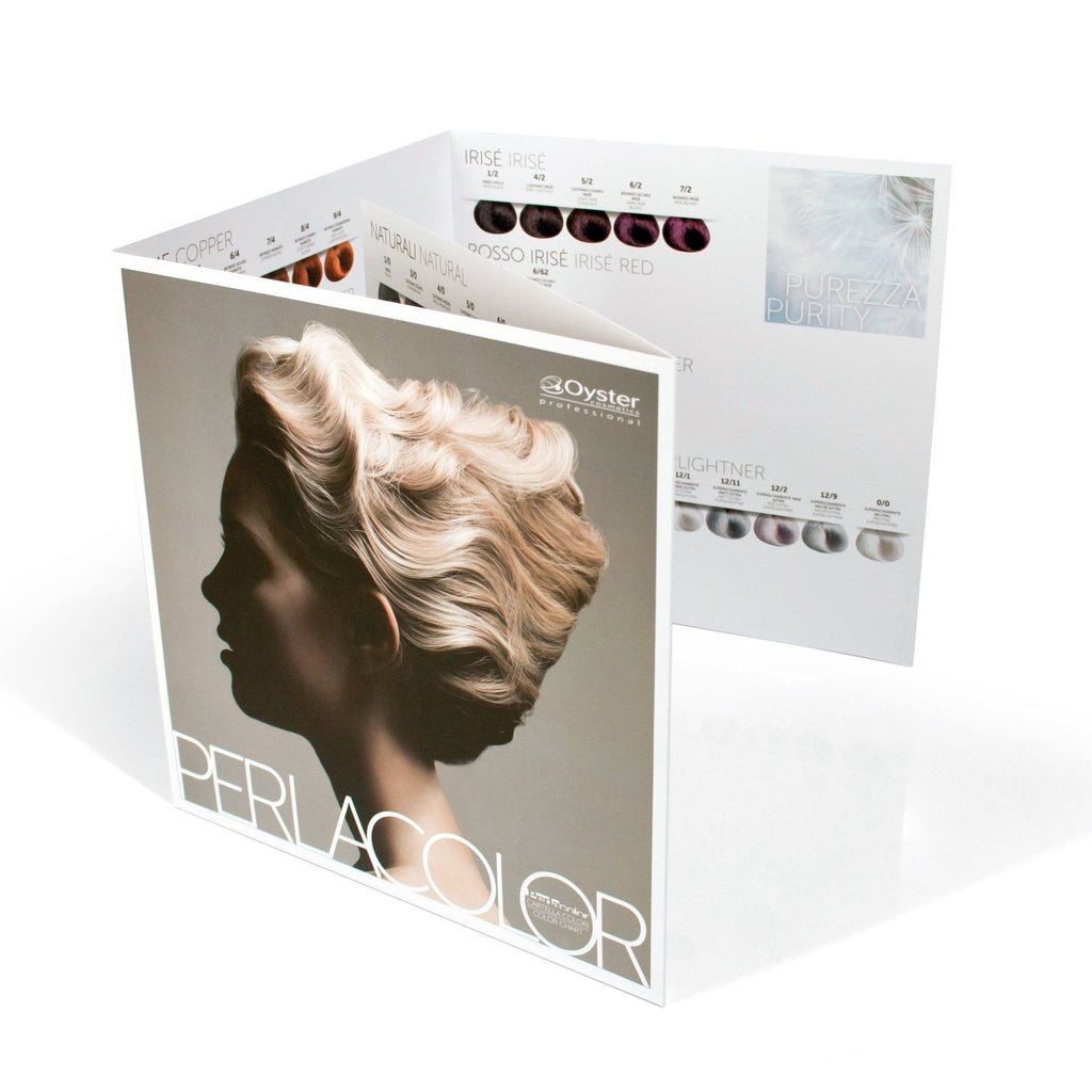 Perlacolor Color Swatch Book | OYSTER | SHSalons.com