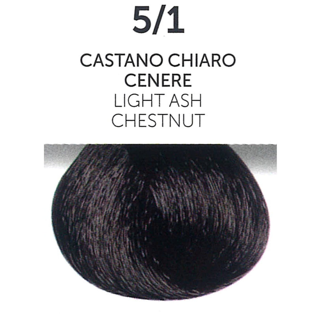 5/1 Light ash chestnut | Permanent Hair Color | Perlacolor | OYSTER | SHSalons.com
