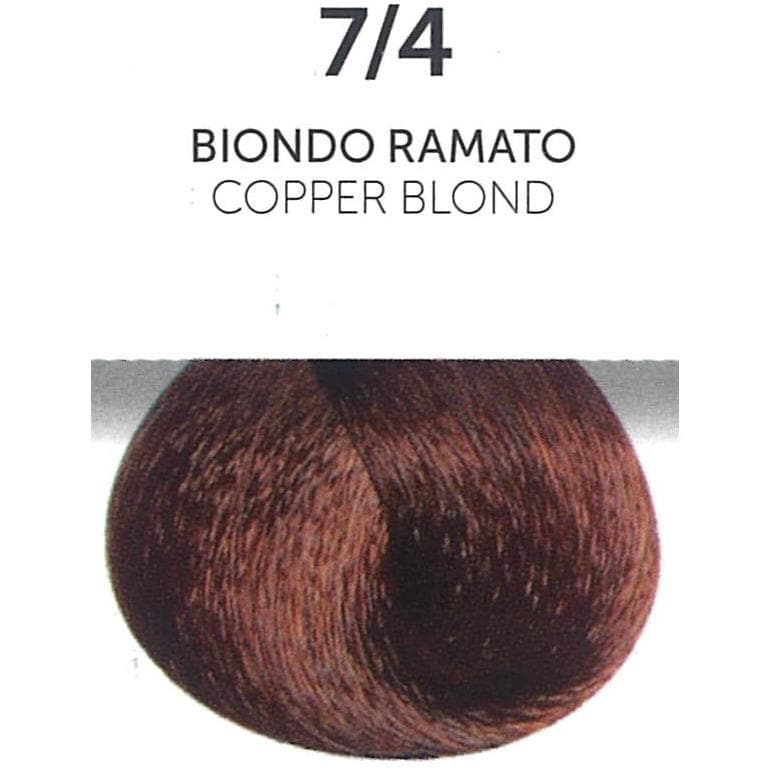 7/4 Copper Blonde | Permanent Hair Color | Perlacolor | OYSTER | SHSalons.com