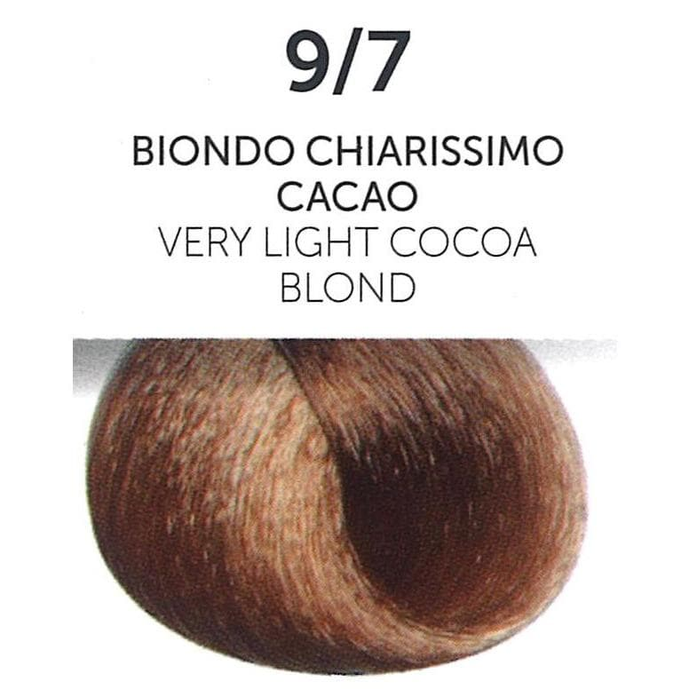 9/7 Very light cocoa blonde | Permanent Hair Color | Perlacolor - SH Salons