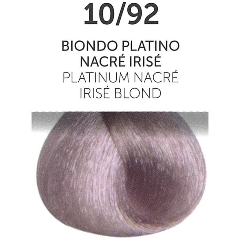 10/02 PLATINUM NATURAL IRISE BLOND | Permanent Hair Color | Perlacolor | OYSTER | SHSalons.com