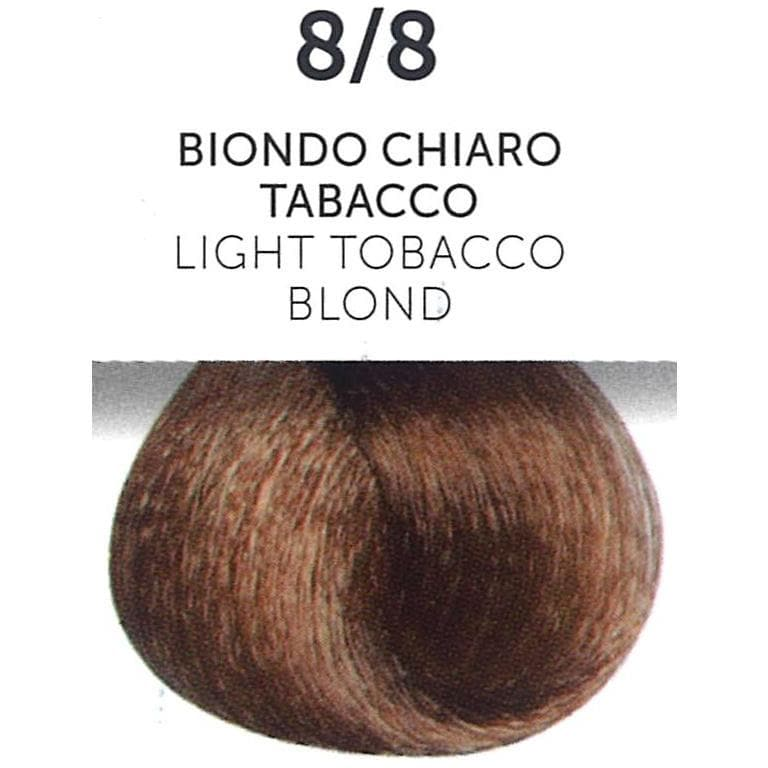 8/8 Light Tobacco Blonde | Permanent Hair Color | Perlacolor | OYSTER | SHSalons.com