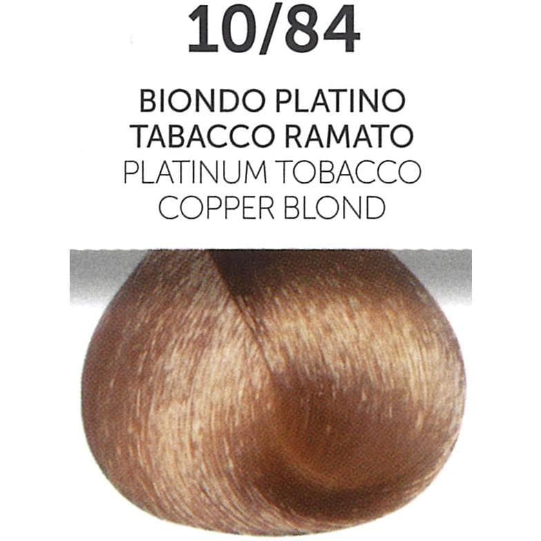 10/84 PLATINUM TOBACCO COPPER BLOND | Permanent Hair Color | Perlacolor - SH Salons