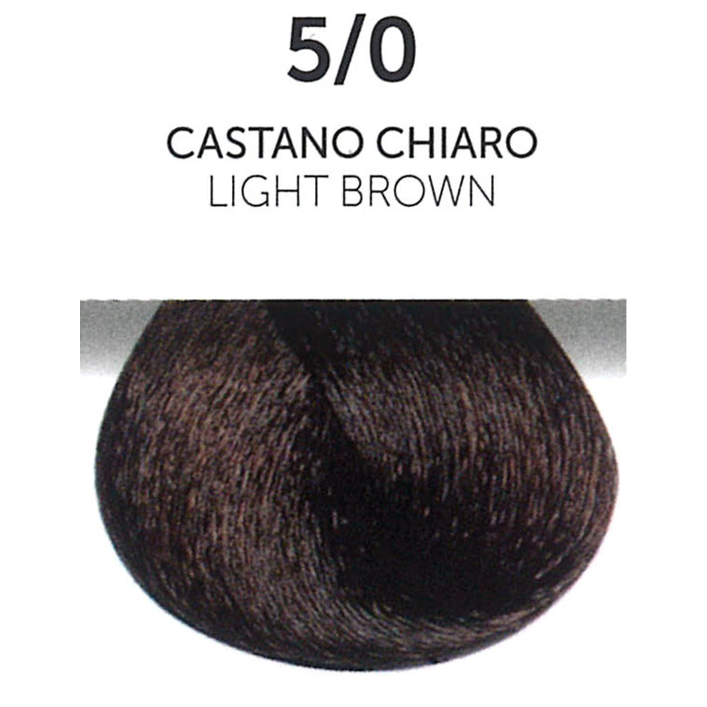5/0 Light Brown | Permanent Hair Color | Perlacolor - SH Salons