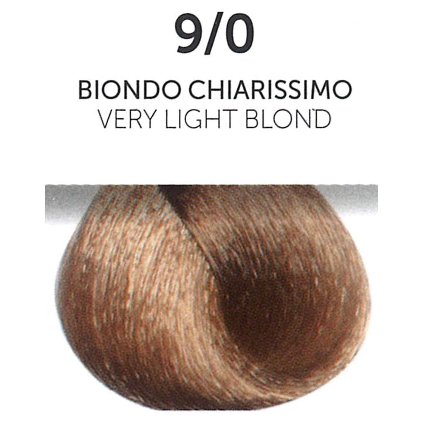 9/0 Very Light Blonde | Permanent Hair Color | Perlacolor - SH Salons