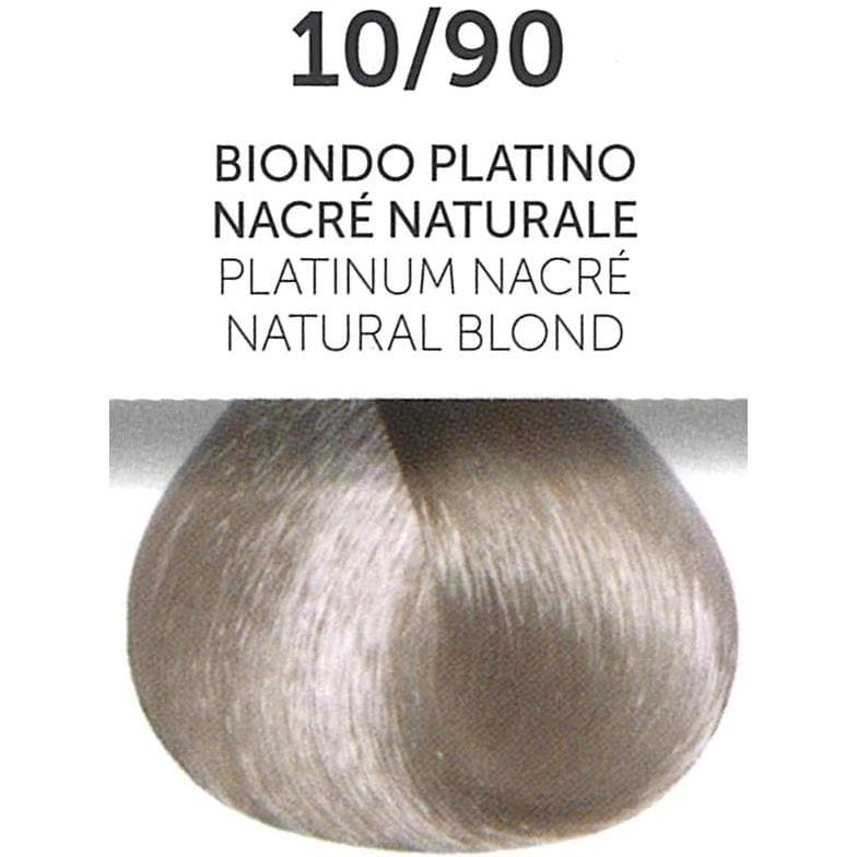 10/90 PLATINUM NACRE NATURAL BLOND | Permanent Hair Color | Perlacolor - SH Salons