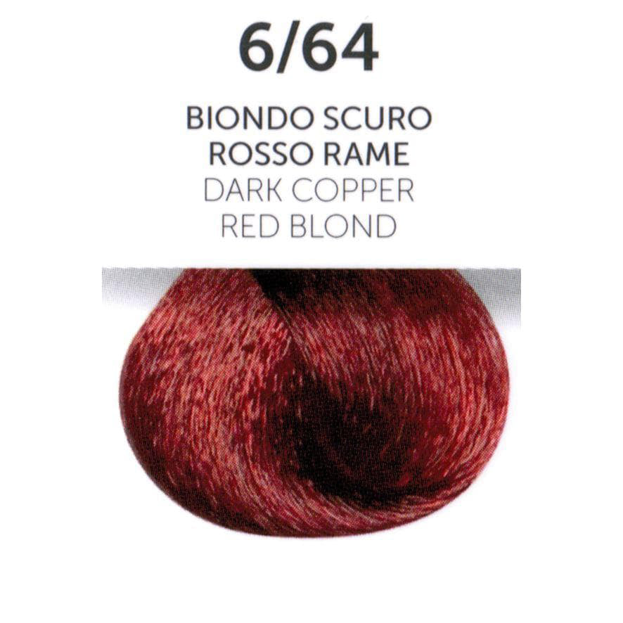 6/64 Copper Red Blond  | Permanent Hair Color | Perlacolor | OYSTER | SHSalons.com
