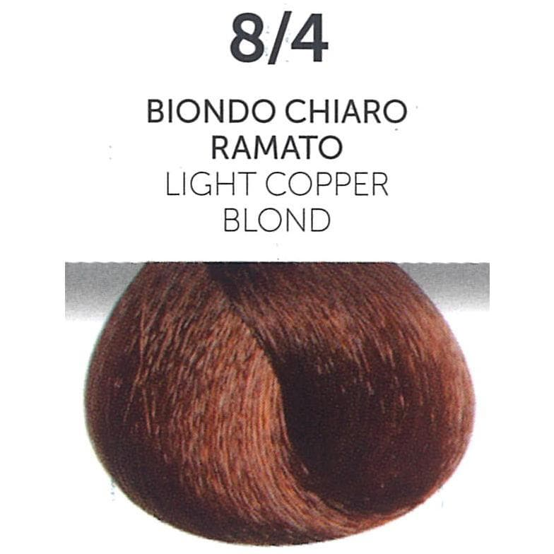8/4 Light Copper Blonde | Permanent Hair Color | Perlacolor | OYSTER | SHSalons.com