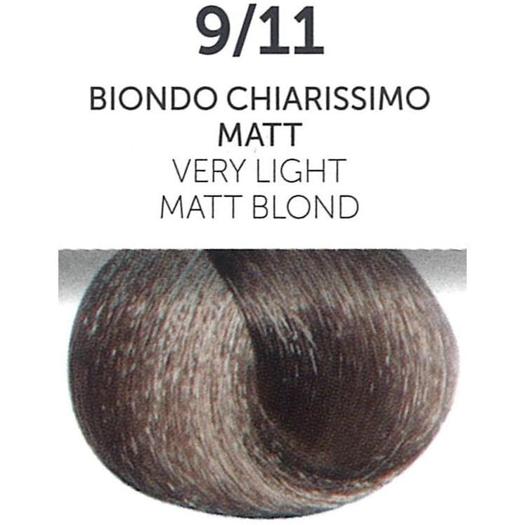 9/11 Very Light Matt Blonde | Permanent Hair Color | Perlacolor - SH Salons