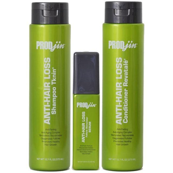 Prodjin Hair Thickening System SHAMPOO AND CONDITIONER PRODJIN