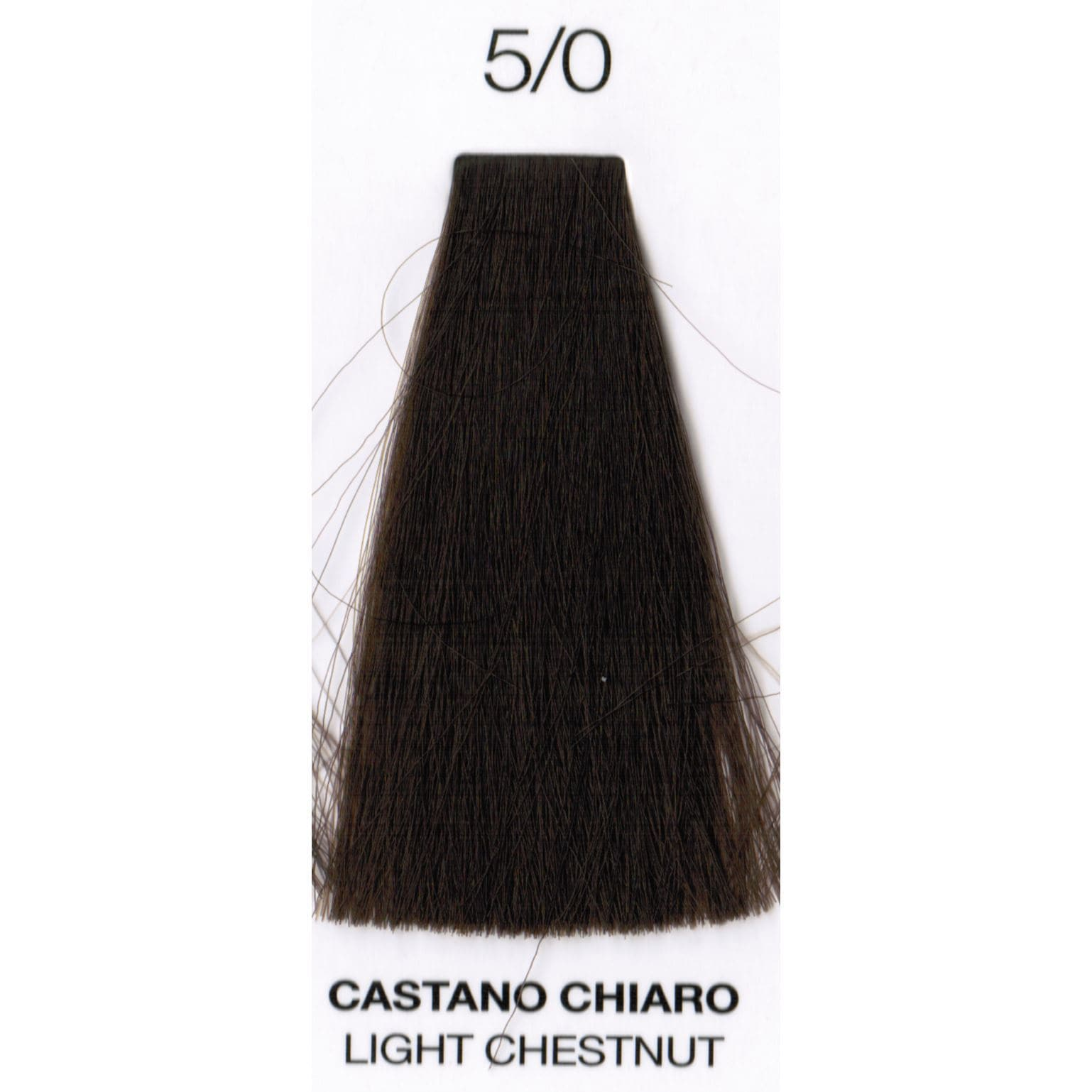 5/0 Light Chestnut | Purity | Ammonia-Free Permanent Hair Color | OYSTER | SHSalons.com