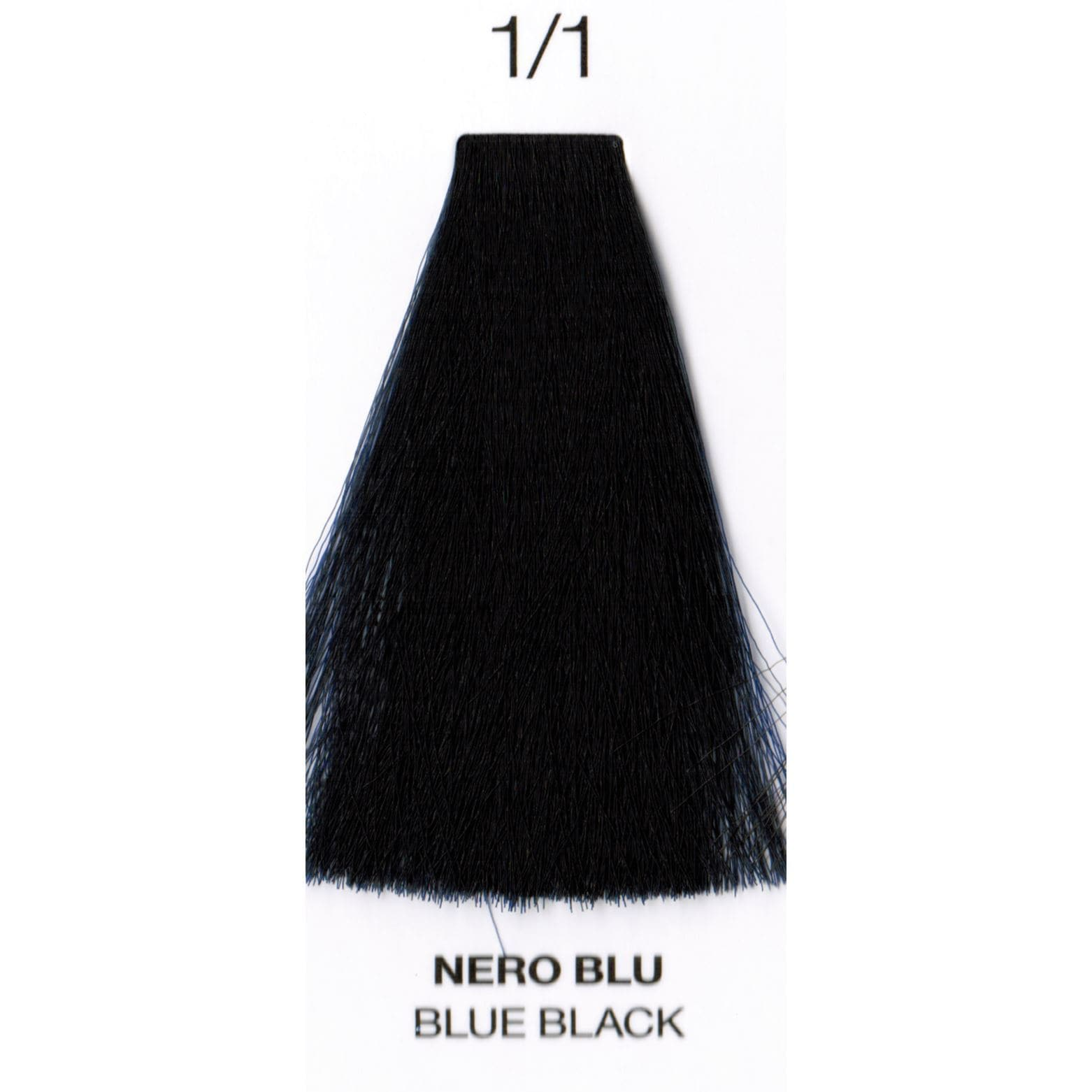 1/1 Blue Black | Purity | Ammonia-Free Permanent Hair Color - SH Salons
