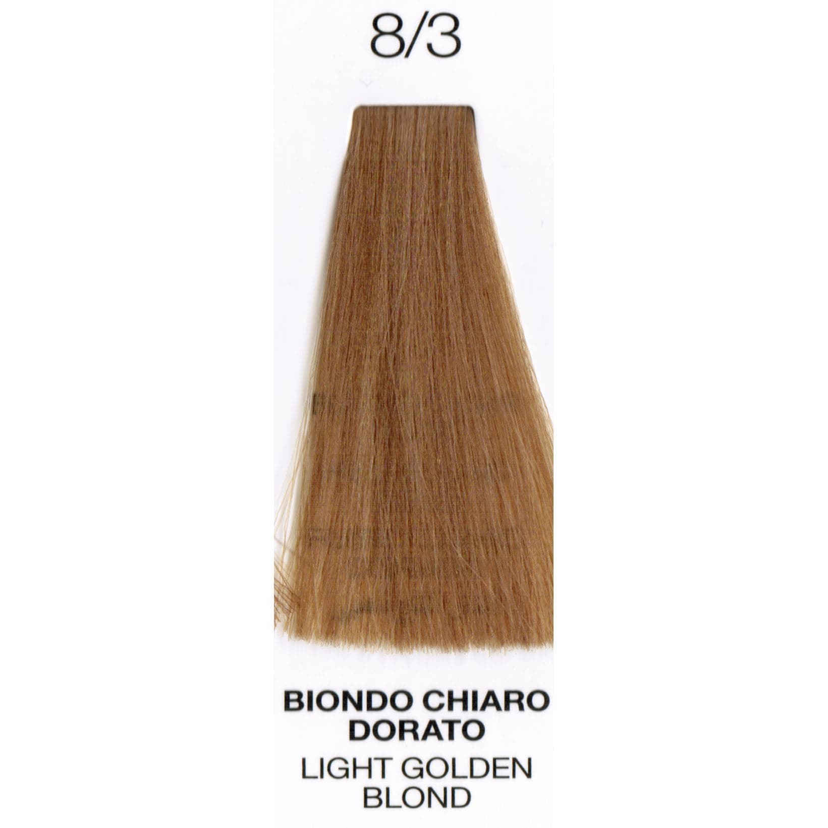 8/3 Light Golden Blonde | Purity | Ammonia-Free Permanent Hair Color - SH Salons