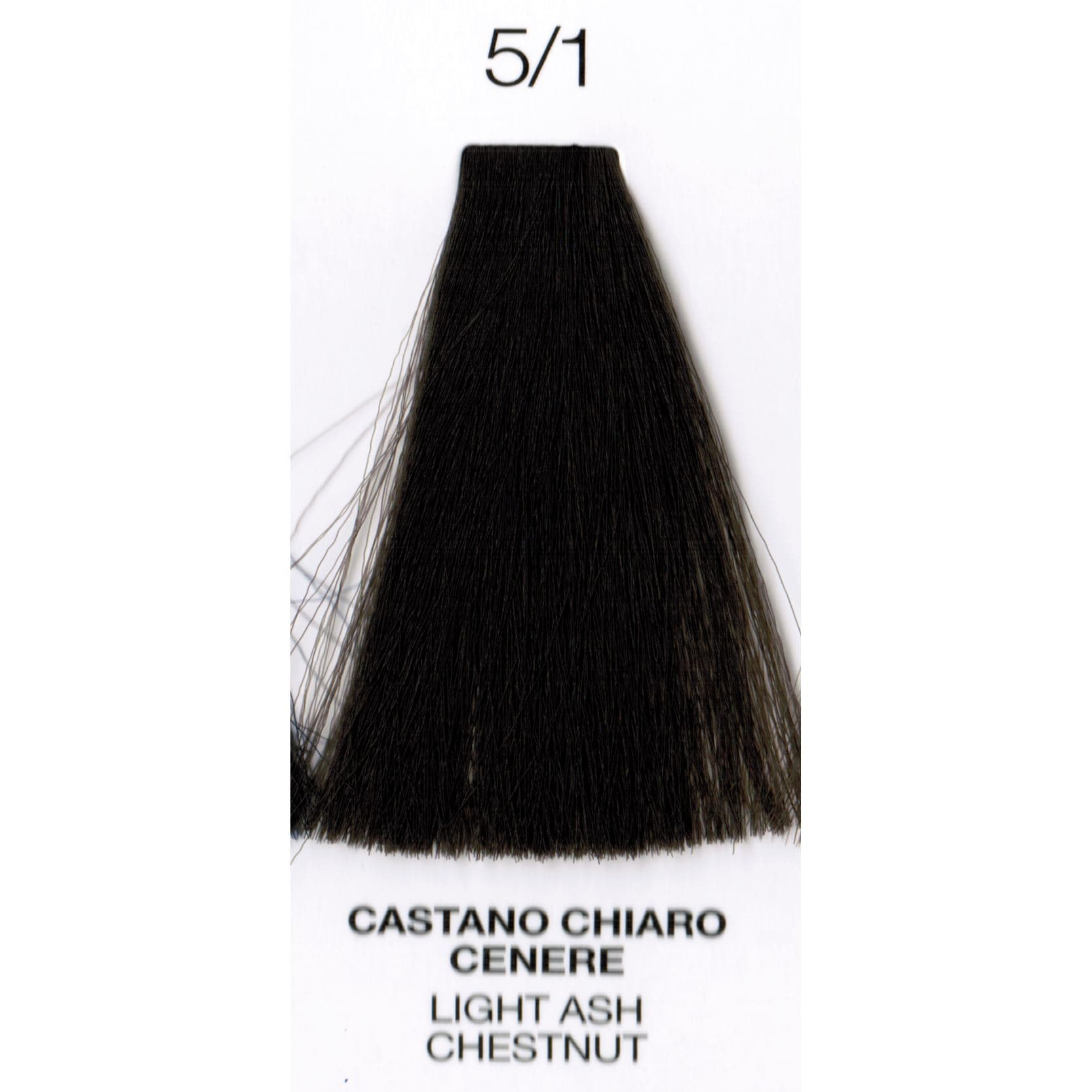 5/1 Light Ash Chestnut | Purity | Ammonia-Free Permanent Hair Color | OYSTER | SHSalons.com