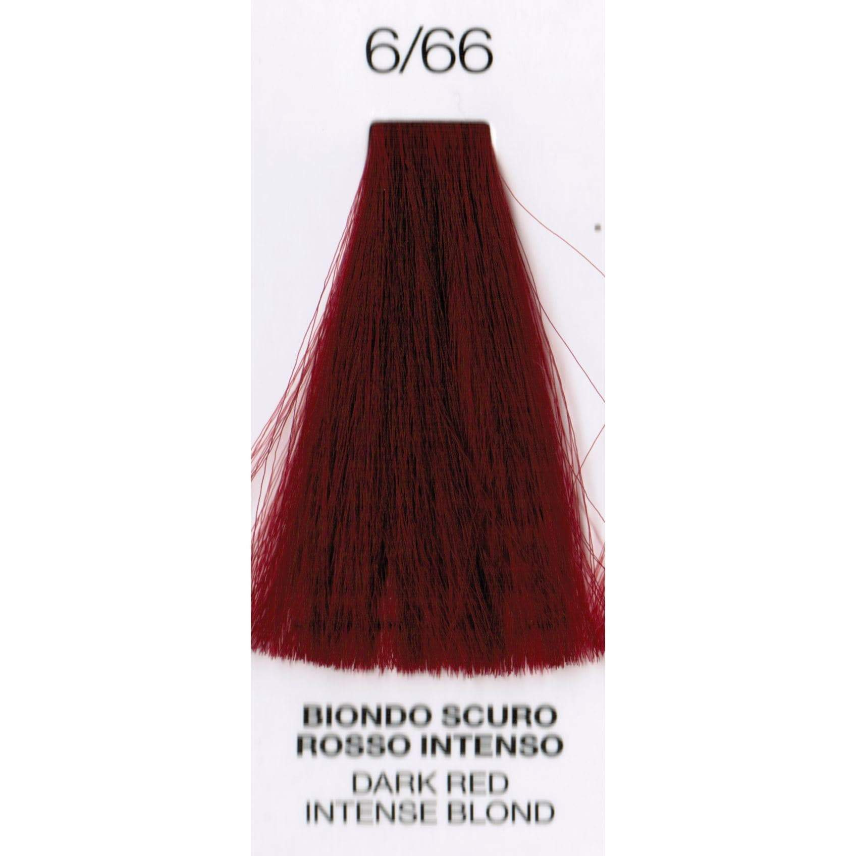 6/66 Dark Red Blonde Intense | Purity | Ammonia-Free Permanent Hair Color - SH Salons