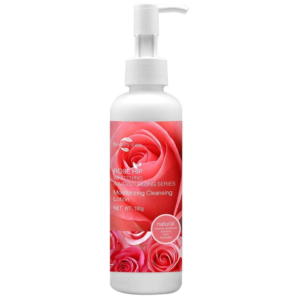 Rose Hip Face Moisturizing Cleansing Lotion for All Skin | Beauty Shop | HUINI | SHSalons.com