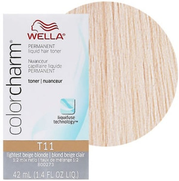 T11 Lightest Beige Blonde | 1.4 oz / 42ml | WELLA PROFESSIONAL | SHSalons.com