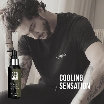 The Cooler, Men's Leave-In Tonic | SEB MAN | SEBASTIAN | SHSalons.com