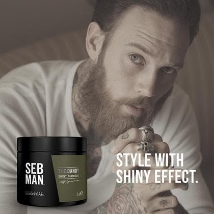 The Dandy, Men's Pomade | SEB MAN | SEBASTIAN | SHSalons.com