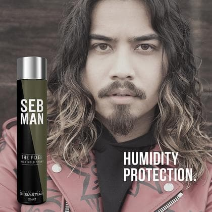 The Fixer, Men's Strong Hold Hairspray | SEB MAN | SEBASTIAN | SHSalons.com