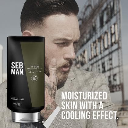 The Gent, Men's After-Shave Balm | SEB MAN | SEBASTIAN | SHSalons.com