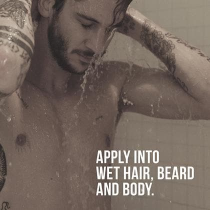 The Multi-Tasker, Men's Hair, Beard & Body Wash | SEB MAN | SEBASTIAN | SHSalons.com