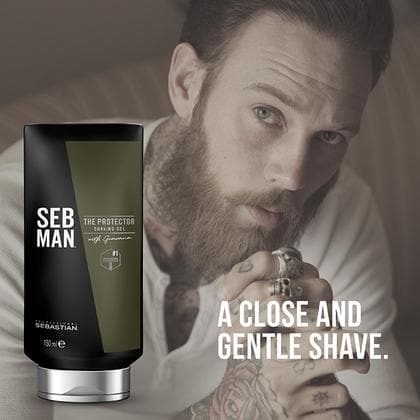 The Protector, Men's Shaving Cream | SEB MAN | SEBASTIAN | SHSalons.com