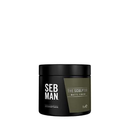The Sculptor, Men's Matte Clay | SEB MAN | SEBASTIAN | SHSalons.com
